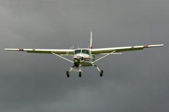 Unknown Cessna Caravan – Weston-on-the-Green
