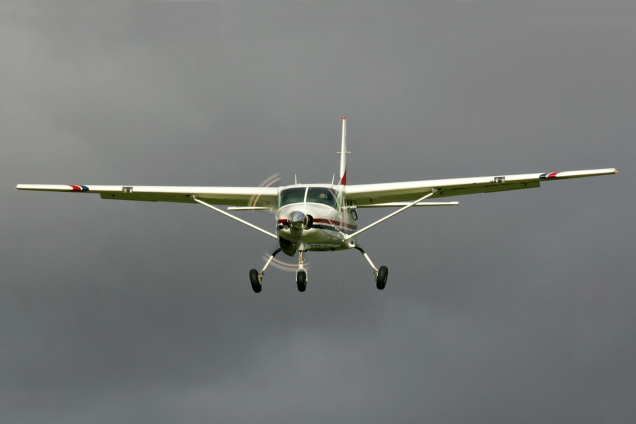 Unknown Cessna Caravan – Weston-on-the-Green