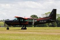 G-DLAA Cessna 208 Caravan I – RAF Cosford Airshow 2014