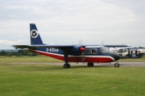 G-AXUB Britten-Norman BN-2A Islander – Headcorn