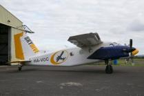 HA-VOC Dornier Do-28G-2 Skyservant – Weston-on-the-Green
