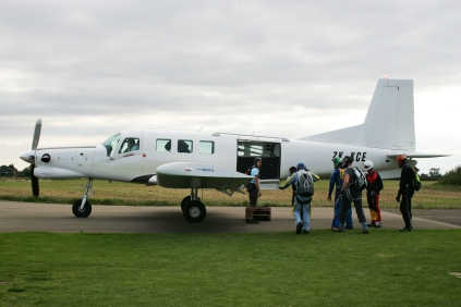 ZK-KCE Pacific Aerospace 750XL – Hinton-in-the-Hedges