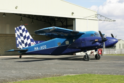 HA-ACO Dornier Do-28G-2 Skyservant – Weston-on-the-Green